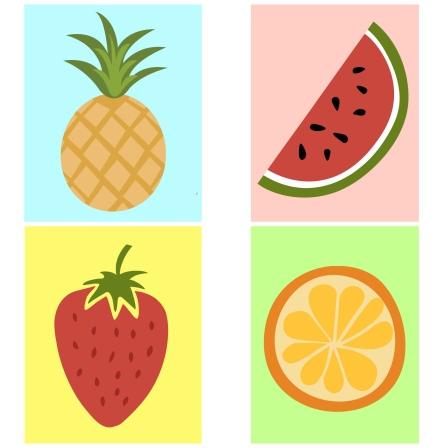 blandfrukt