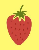 jordgubbegul
