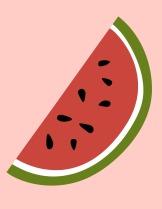 melon rosa